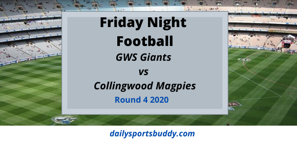 Giants vs Magpies