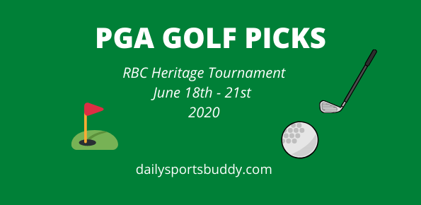 RBC Heritage Picks