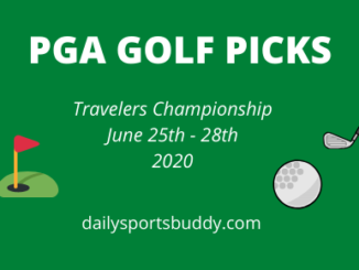 PGA Golf Picks