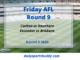 AFL Friday Tips Round 9