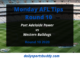 Power vs Bulldogs AFL Tips