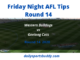 Friday Night Football Tips