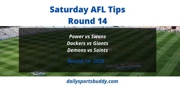 AFL Tips and Player Props Round 14
