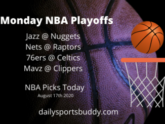 NBA Picks Monday