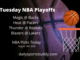 NBA Tuesday Picks August 18th