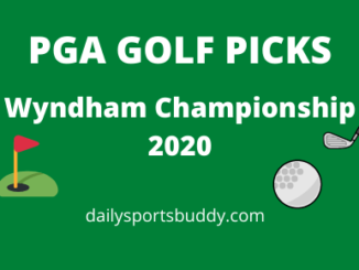 Wyndham Championship Picks
