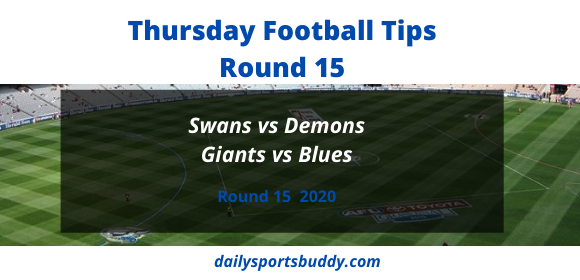 Round 15 AFL Tips