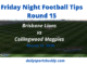 Brisbane vs Collingwood Tips Round 15