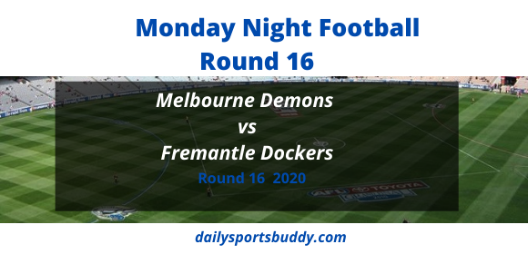 Demons vs Dockers Round 16