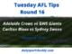Tuesday AFL Tips Round 16