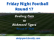 Geelong vs Richmond, Round 17 AFL Tips