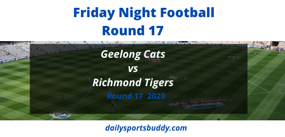 Geelong vs Richmond, Round 17 AFL Tip