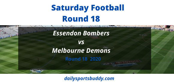 Essendon vs Melbourne AFL Tips Round 18