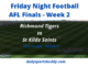 Richmond vs St Kilda AFL Tips