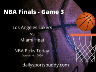 NBA Finals Game 3, Lakers vs Heat