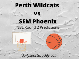 Perth Wildcats vs South East Melbourne Phoenix