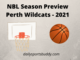 NBL Season Preview - Perth Wildcats 2021