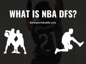 What is NBA DFS?